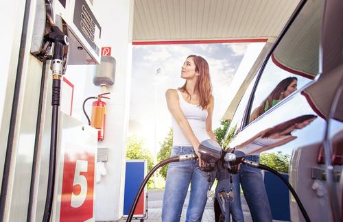 Tankstelle AVIA Diesel Benzin 24 Stunden 24 hours 24h Kraftstoff Treibstoff Tanken